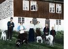 Fólk í Leirvík í 1901, Steffen Stummann Hansen og Kristian Martin Eliasen, History Press Faroe Islands