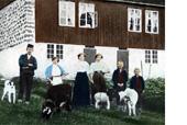 Fólk í Leirvík í 1901 – í myndum og teksti.